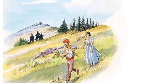 Découvrez la version BD du roman de Jean Giono