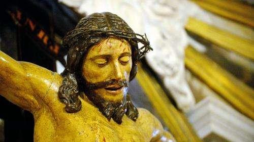 La statue du Saint-Christ d'Agde peut-elle être l'oeuvre de Michel-Ange ?