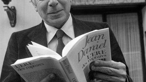 Un hommage national sera rendu à Jean Daniel aux Invalides