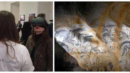 Bluffant ! Visiter la Grotte Chauvet grâce à la réalité virtuelle, c'est possible avec Google Arts & Culture