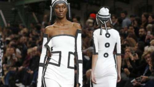 EN IMAGES. Fashion Week féminine automne-hiver 2020-21 : ces looks qui nous ont tapé dans l'œil