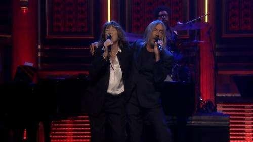 VIDEO. Jane Birkin chante