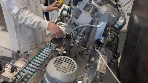 Fermeture de l'usine Boiron de Montrichard: