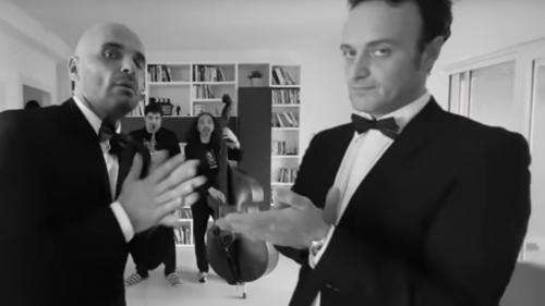 De l'Italie à la Suisse, le coronavirus inspire les musiciens