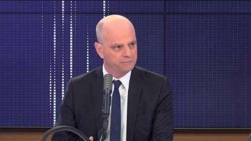 Coronavirus : Jean-Michel Blanquer assure n'avoir