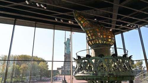 Privés de voyage à New York ? Découvrez le Statue of Liberty Museum, véritable hommage au génie de Bartholdi et de Eiffel