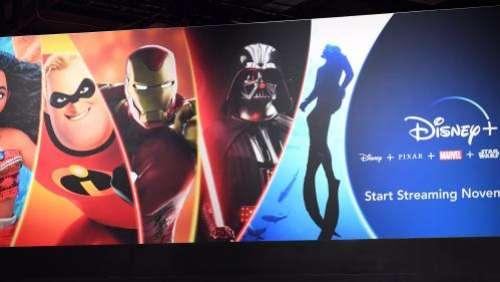 La plateforme Disney+ lancée en France (avec un débit réduit à cause du coronavirus)