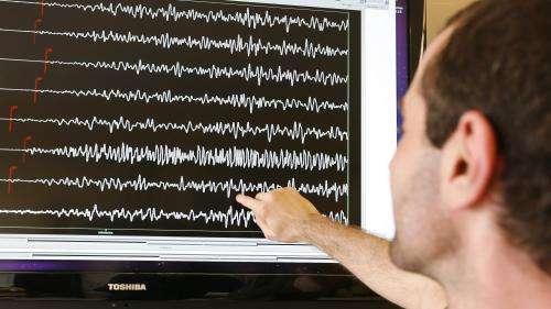 Confinement: le bruit sismique a diminué