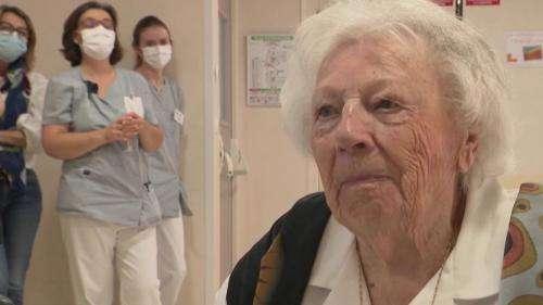 Calvados: une résidente d'Ehpad fête ses 100 ans