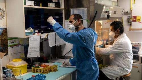 Coronavirus : un cas de Covid-19 répertorié en France dès le 27 décembre, affirme le chef d'un service de réanimation de Seine-Saint-Denis