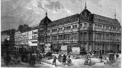 VIDEOS. Découvrez l'histoire du grand magasin Le Bon Marché et de ses fondateurs Aristide et Marguerite Boucicaut
