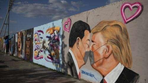 Street art : notre deuxième tour du monde des plus belles œuvres face au coronavirus