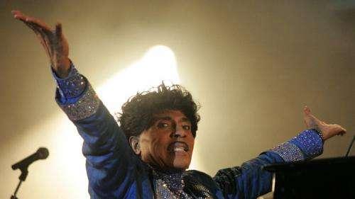 Little Richard, pionnier américain du rock and roll et interprète de