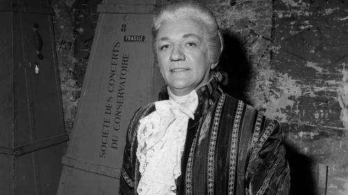 Gabriel Bacquier, le plus célèbre des barytons français de l'après guerre, est mort à 96 ans
