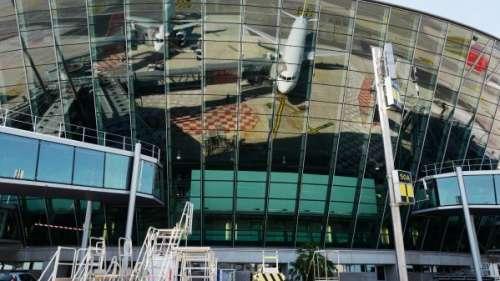 Nice: les premiers passagers testés à l'aéroport
