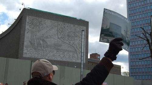 Bataille de la dernière chance à Oslo : un bâtiment marqué du sceau de Picasso doit être détruit