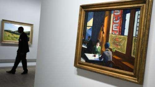 Les musées rouvrent en Suisse et Edward Hopper,