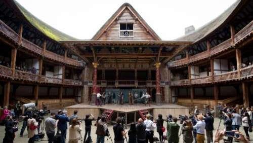 Le Globe Theatre de Londres, réplique de la salle de Shakespeare et centre de recherche littéraire, menacé de fermeture