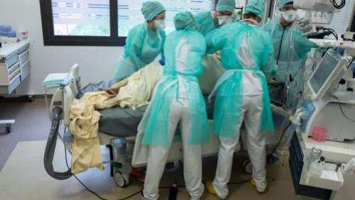 Coronavirus : le nombre de patients en réanimation continue de baisser