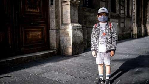 Covid-19 : les enfants seraient finalement moins contagieux