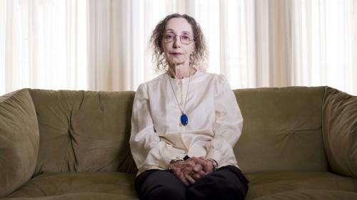 La romancière américaine Joyce Carol Oates remporte le prix mondial Cino del Duca, considéré comme