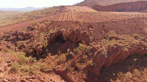 Australie: le géant minier Rio Tinto reconnaît avoir détruit des grottes aborigènes préhistoriques