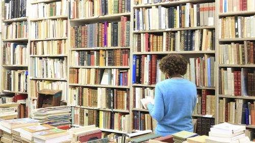 Etats-Unis : des maisons d'édition portent plainte après une diffusion massive de livres en ligne