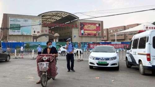Coronavirus : rebond de l'épidémie de Covid-19 en Chine qui craint une seconde vague