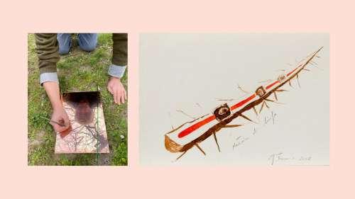 Le Centre Pompidou reçoit une importante donation de dessins de l'artiste italien Giuseppe Penone