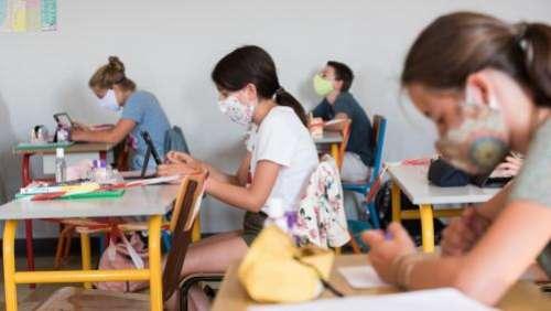 Covid-19 : les enfants sont-ils vraiment moins contagieux ?