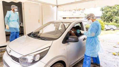Coronavirus : 57 morts en 24 heures en France, le nombre de patients en réanimation continue de diminuer
