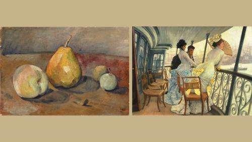 James Tissot, Cézanne, Turner, Christo : les expositions qu'on peut voir cet été à Paris