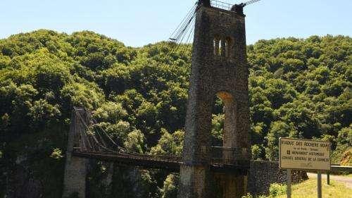 Loto du patrimoine : en Corrèze, le viaduc des Rochers Noirs fait partie des 18 sites retenus en 2020