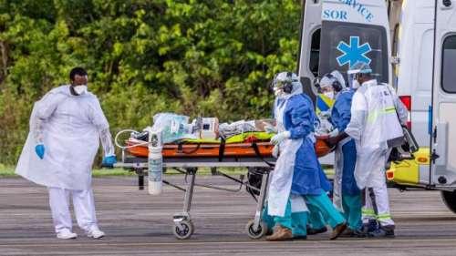 Guyane : le plan blanc déployé pour lutter contre le coronavirus