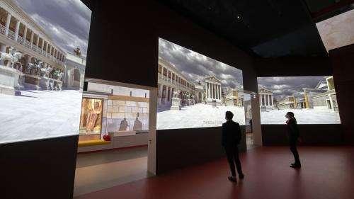 Trois choses à savoir sur la superbe exposition Pompéi du Grand Palais