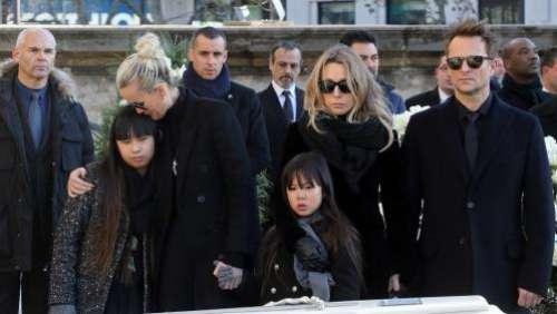 Héritage de Johnny : Laeticia Hallyday annonce avoir trouvé un accord définitif avec Laura Smet, David Hallyday se