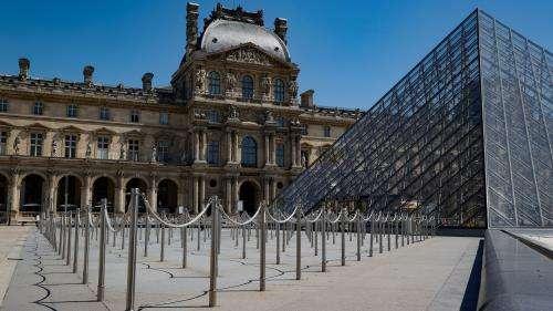 Le Musée du Louvre rouvre ses portes lundi en version