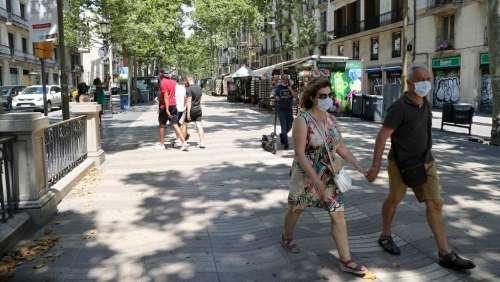 Coronavirus : en Espagne, la Catalogne confine quelque 200 000 personnes face à une recrudescence de contaminations