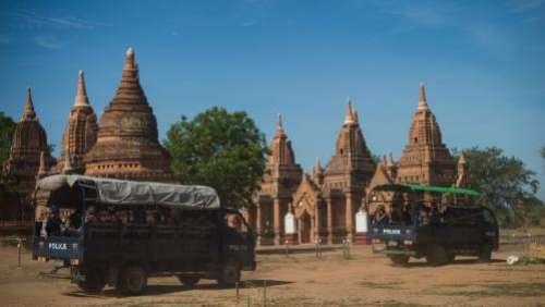 Coronavirus : en Birmanie les pilleurs de temples investissent Bagan, vide de touristes