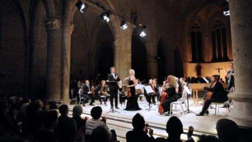 Concert à la bougie, rencontres, aubades : le 41e festival d'Ambronay aura bien lieu à l'automne sous une forme aménagée