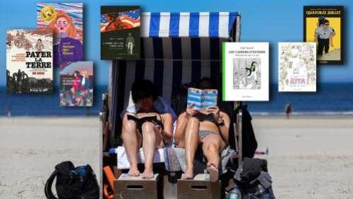 Sept BD à glisser dans vos valises pour les vacances