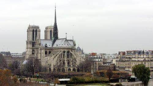 Flèche de Notre-Dame reconstruite à l'identique: il fallait