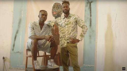 Dior : Kim Jones célèbre l'artiste Amoako Boafo et