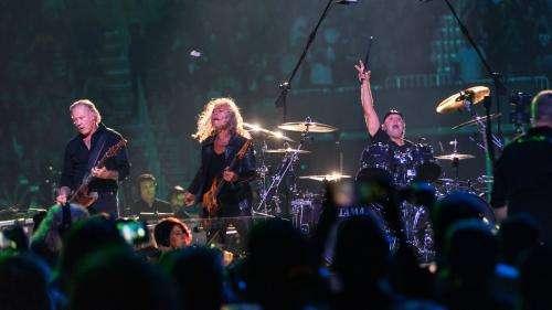 Metallica annonce la sortie fin août de l'album live