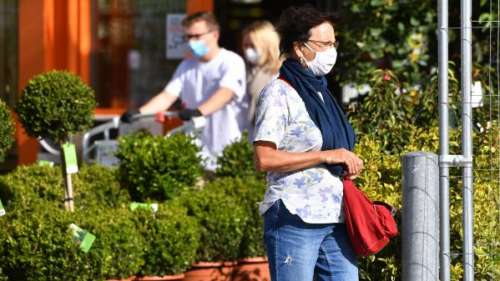 Coronavirus : l'Allemagne autorise des mesures de confinement renforcées face au risque de deuxième vague