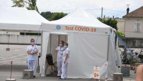 Le coronavirus a fait 18 morts supplémentaires dans les hôpitaux français en 24 heures