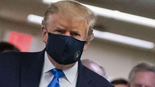 Coronavirus: volte-face de Donald Trump sur les masques