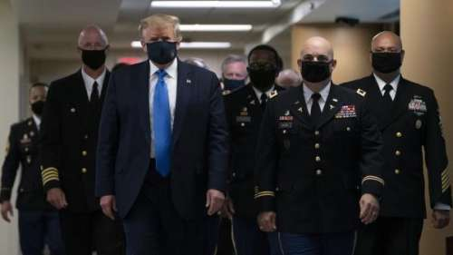 DIRECT. Coronavirus : Donald Trump reconnaît que la crise sanitaire va