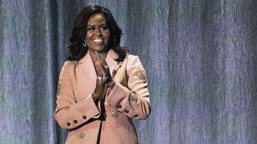 Livre, documentaire et maintenant podcast : depuis qu'elle a quitté la Maison Blanche, Michelle Obama est sur tous les fronts