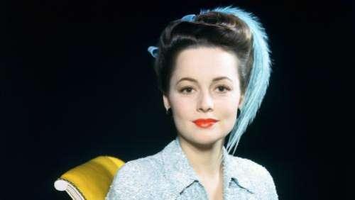 Olivia de Havilland, star d'